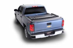 Exteriors Accessories/Necessities - Tonneau/Bed Covers - TRUXEDO - TRUXEDO  Deuce, GM/Duramax Dual Purpose Tonneau Cover , 8Ft. Bed (2015-2019)