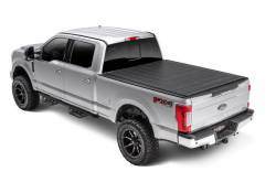 Exteriors Accessories/Necessities - Tonneau/Bed Covers - TRUXEDO - TRUXEDO SENTRY,  GM/Duramax Hard Rolling Truck Bed Tonneau Cover, 8Ft. (2015-2019)