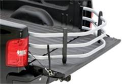 AMP RESEARCH - AMP RESEARCH HD Truck Bed Extender, Silver