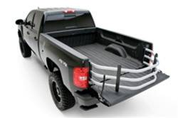 AMP RESEARCH - AMP RESEARCH HD Truck Bed Extender, Silver - Image 3