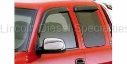 Exteriors - Exteriors Accessories/Necessities - Deflection/Protection