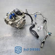 Fuel System-Aftermarket - CP3 Conversion Kits - S&S Motorsports LML Duramax CP4 to CP3 Conversion Kit, w/ Recalibrated Pump No Tuning Required w/o DPF