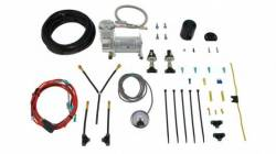 Suspension - Springs/Traction Bars/Air Kits - AIR LIFT - AirLift Dual Path On-Board Air Compressor System with Heavy Duty Compressor