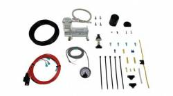 Suspension - Springs/Traction Bars/Air Kits - AIR LIFT - AirLift Single Path On-Board Air Compressor System with Heavy Duty Compressor