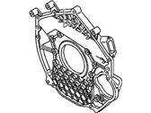 Engine - Engine Components - GM - GM OEM Rear Engine Cover (2011-2016)