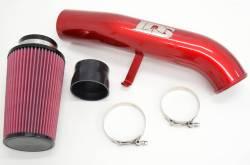 """2007.5-2010 LMM VIN Code 6 - Air Intakes - Lincoln Diesel Specialities - 2007.5-2010 LDS 4"""" Stage 1 Intake Kit"""