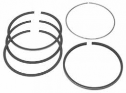 Engine - Rings & Bearings - Mahle - Mahle Duramax Piston Ring Sets (8) .040 (2011-2016)