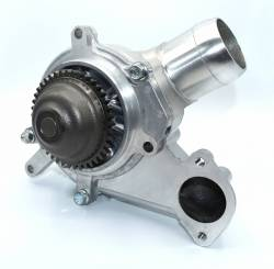 Cooling System - Thermostats-Water Pumps-Housings-Parts - GM - GM OEM Duramax  Water Pump Assembly (2006-2016)