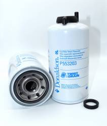 Fuel System - Fuel Filters - Donaldson Filtration - Donaldson Fuel Filter/Water Separator 3 Micron (Universal)