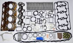 Engine - Engine Gasket Kits - Lincoln Diesel Specialities - Complete LB7 Head Gasket Kit