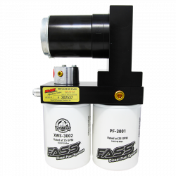 Lift Pumps - FASS - FASS - FASS Titanium Signature Series Diesel Fuel Lift Pump, 240GPH (2017-2019)