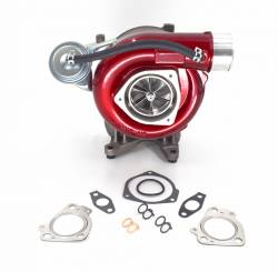 Turbo - Drop-In Replacements - Lincoln Diesel Specialities - Brand New LDS Duramax LB7 68mm IHI Turbo Kit (2001-2004)
