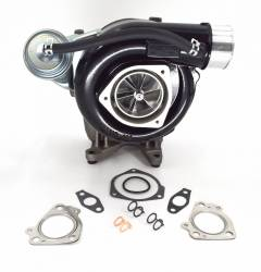 Turbo - Drop-In Replacements - Lincoln Diesel Specialities - Brand New LDS 64mm, Version 2.0 LB7 IHI Turbo