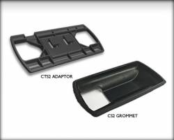 2007.5-2009 6.7L 24V Cummins - Programmers, Tuners, Chips - Edge Products - Edge Products CTS/CTS2 POD ADAPTER KIT WITH CS/CS2 GROMMET (Universal)