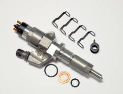 Updated Stock Injectors - Brand New - BOSCH - 2001-2004 OEM Genuine BOSCH® BRAND NEW LB7 Fuel Injectors *NO CORE CHARGE*