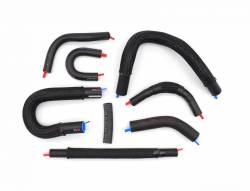 Fuel System - OEM Fuel System - Lincoln Diesel Specialities - OEM Complete LBZ/LMM  Fuel Return Line Kit for Top Kick/Kodiak (2006-2010)