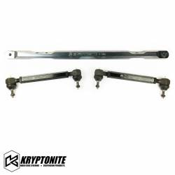 2001-2004 LB7 VIN Code 1 - Steering/Front End - Kryptonite Products - KRYPTONITE SS SERIES CENTER LINK TIE ROD PACKAGE (2001-2010)