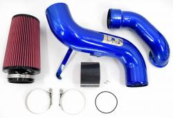"Turbo - Accessories & Parts - Lincoln Diesel Specialities - LDS 4"" Stage 2 Air Intake Kit 2004.5-2005"
