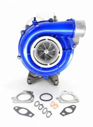 Turbo - Drop-In Replacements - Lincoln Diesel Specialities - Brand New LDS 72mm LBZ VGT Turbo