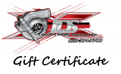 Diesel Performance Specials - Lincoln Diesel Specialities - LDS Gift Certificate
