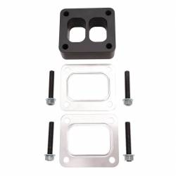 "Turbo - Accessories & Parts - Wehrli Custom Fabrication - Wehrli Custom Fab 1 1/2"" T4 Spacer Plate Kit"