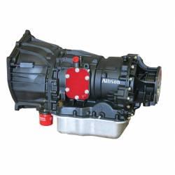 Transmission - Transmission Assemblies - Wehrli Custom Fabrication - Wehrli Custom Fab 2001-2004 LB7 750HP Built Transmission