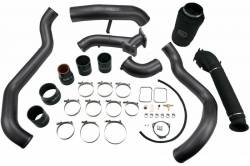 2001-2004 LB7 VIN Code 1 - Air Intakes - Wehrli Custom Fabrication - Wehrli Custom Fab 2001-2004 LB7 Duramax High Flow Intake Bundle Kit