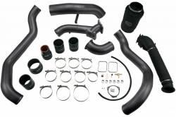 Wehrli Custom Fabrication - Wehrli Custom Fab 2001-2004 LB7 Duramax High Flow Intake Bundle Kit