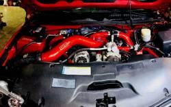 Wehrli Custom Fabrication - Wehrli Custom Fab 2001-2004 LB7 Duramax S300 Single Turbo Install Kit - Image 4