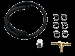 Fuel System - Aftermarket - Fuel System Components - Wehrli Custom Fabrication - Wehrli Custom Fab 2001-2004 LB7 DuramaxFuel Pressure Relief Valve Block Off Kit