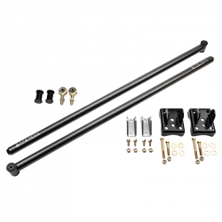 "Suspension - Springs/Traction Bars/Air Kits - Wehrli Custom Fabrication - Wehrli Custom Fab 2001-2010 Duramax 68"" Traction Bar Kit (ECLB, CCLB)"