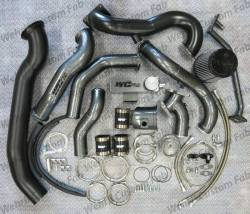 Turbo - Twin Turbo Kits - Wehrli Custom Fabrication - Wehrli Custom Fab 2001-2016 LB7/LLY/LBZ/LMM/LML Duramax S500/S400 Twin Kit