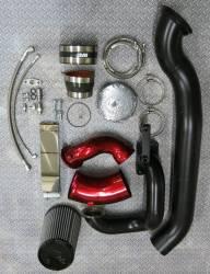 Turbos - Twin Turbo Kits - Wehrli Custom Fabrication - Wehrli Custom Fab 2003-2007 5.9 Cummins S400/Stock Twin Turbo Kit