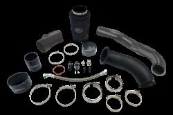 Turbos - S300 Single Series Kits - Wehrli Custom Fabrication - Wehrli Custom Fab 2004.5-2007 5.9 Cummins S300High Mount2nd Gen Swap Kit