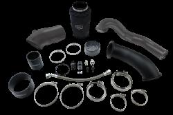 Turbos - S400 Series Single Kit - Wehrli Custom Fabrication - Wehrli Custom Fab 2004.5-2007 5.9 Cummins S400High Mount2nd Gen Swap Kit