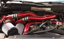 Turbo - Triple Turbo Kits - Wehrli Custom Fabrication - Wehrli Custom Fab 2005-2016 LLY/LBZ/LMM/LML Duramax S300/S300 Duramax Triple Turbo Kit