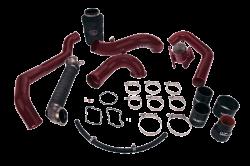 Wehrli Custom Fab 2006-2007 LBZ Duramax High Flow Intake Bundle Kit