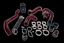 2007.5-2010 LMM VIN Code 6 - Air Intakes - Wehrli Custom Fabrication - Wehrli Custom Fab 2007.5-2010 LMM Duramax High Flow Intake Bundle Kit