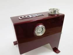Cooling System - Radiators, Tanks, Reservoirs &  Parts - Wehrli Custom Fabrication - Wehrli Custom Fab 2007.5-2010 LMM DuramaxOEM Placement Coolant Tank Kit