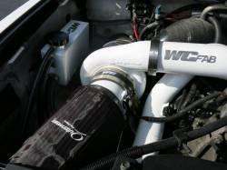 Cooling System - Radiators, Tanks, Reservoirs &  Parts - Wehrli Custom Fabrication - Wehrli Custom Fab 2007.5-2010 LMM DuramaxTwin Turbo Coolant Tank Kit