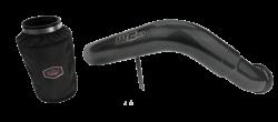 """2011-2016 LML VIN Code 8 - Air Intakes - Wehrli Custom Fabrication - Wehrli Custom Fab 2011-2016 LML 4"""" One Piece Intake Kit (For Stock Turbo, Must Have WCF Y-Bridge)"""