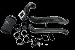 Intercooler & Piping - Intercooler & Piping - Wehrli Custom Fabrication - Wehrli Custom Fab 2011-2016 LML Y-Bridge Kit w/ One Piece Intake