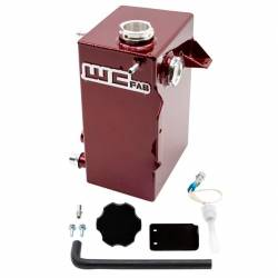 Turbo - Accessories & Parts - Wehrli Custom Fabrication - Wehrli Custom Fab 2020+ L5P Duramax OEM Placement Coolant Tank Kit