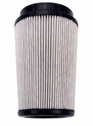 "2007.5-2010 LMM VIN Code 6 - Filters - Wehrli Custom Fabrication - Wehrli Custom Fab Air Filter 5"" Inlet (Dry)"