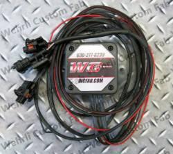 Fuel System - Aftermarket - Fuel System Components - Wehrli Custom Fabrication - Wehrli Custom Fab Cummins Twin CP3 Controller