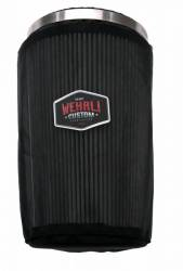 2007.5-2010 LMM VIN Code 6 - Filters - Wehrli Custom Fabrication - Wehrli Custom Fab Outerwears Air Filter Cover