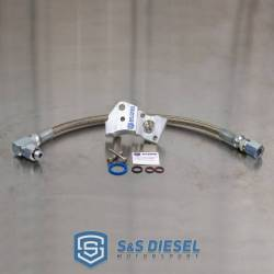 Fuel System - Aftermarket Fuel System - S&S Diesel CP4 By-Pass Kit 6.7L Ford Power Stroke (2011-2019)