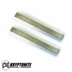 2007.5-2010 LMM VIN Code 6 - Steering/Front End - Kryptonite Products - KRYPTONITE SOLID STEEL TIE ROD SLEEVES ZINC PLATED (2001-2010)