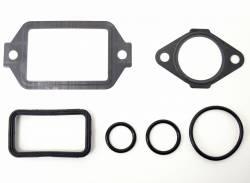 Engine - Engine Gasket Kits/Rebuild Kits - Lincoln Diesel Specialities - Oil Cooler Install Kit (2011-2016)
