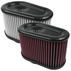 S & B Replacement Filter for Ford Powerstroke (2003-2007)